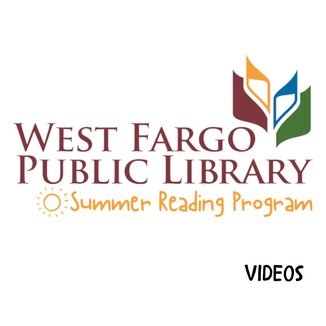 Summer Reading Program Video Playlist Button