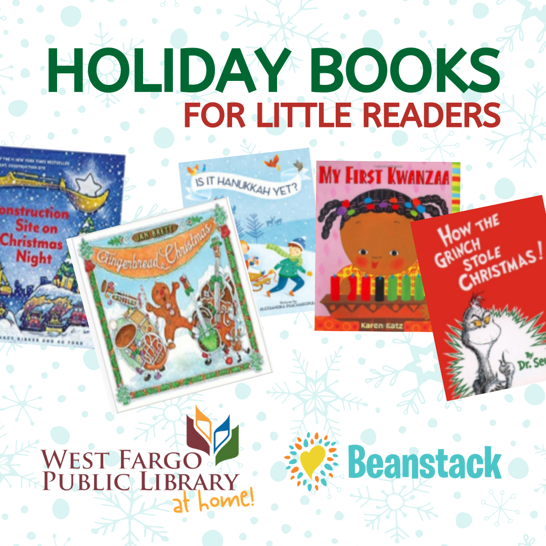 Holiday Book Lists for Little Readers 2020