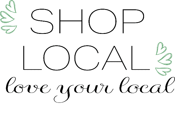 Love Your Local Logo